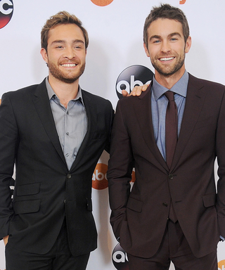 Gossip Girl's Ed Westwick and Chace Crawford (AKA Chuck and Nate) Reunite