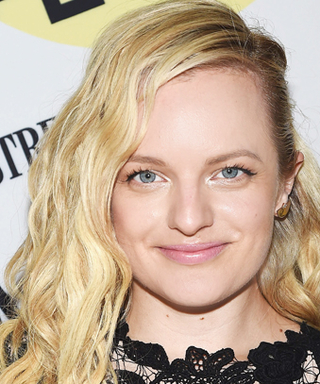 Elisabeth Moss Dyes Her Hair Red
