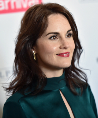 """Michelle Dockery Opens Up About Downton Abbey's Finale: """"I Just Didn't Expect to Be that Emotional"""""""