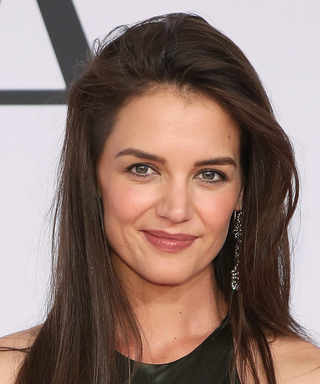 Katie Holmes Revisits Her Lob Haircut
