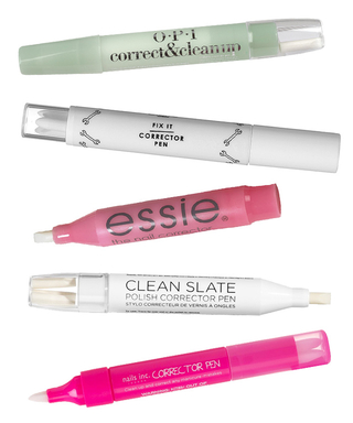 Erase Manicure Mistakes with a Genius Polish-Correcting Pen