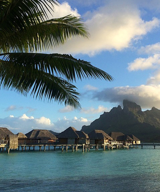 The Prettiest Instagrams of the Resort Where Jennifer Aniston and Justin Theroux Are Spending Their Honeymoon