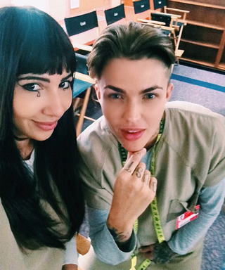 See Ruby Rose Show Off Her Abs as She Wishes OITNBCo-Star Jackie Cruz a Happy Birthday
