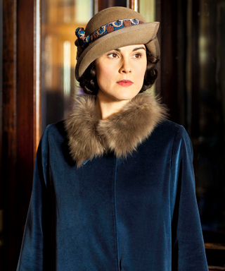 Michelle Dockery Takes You Inside the Final Days of Downton Abbey