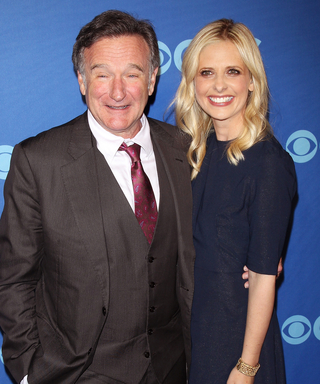 Sarah Michelle Gellar's Tribute to Robin Williams Will Bring You to Tears