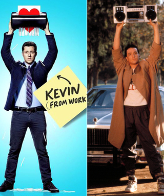Did You Get the Say Anything Reference in the Promo for Kevin from Work?