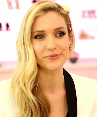 "Kristin Cavallari on Designing Shoes: ""It Really Is a Dream Come True"""