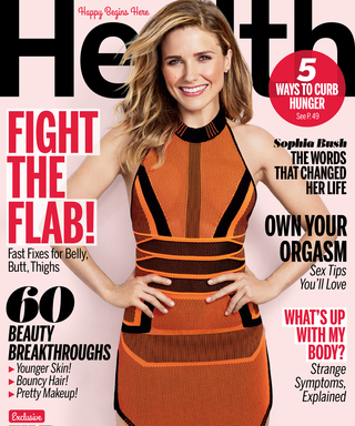 Sophia Bush Slays on the September Cover Of Health, Talks Body Confidence and Beauty Tricks