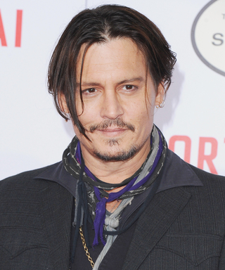 Johnny Depp Announces Performance Dates with His New Band The Hollywood Vampires