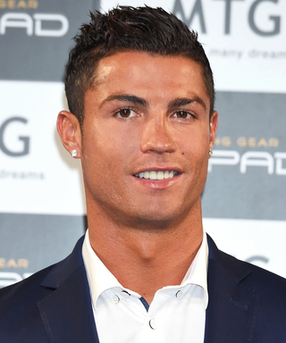 Cristiano Ronaldo Shows Off His Insane Abs in a Swimsuit Photo from His Ibiza Vacation