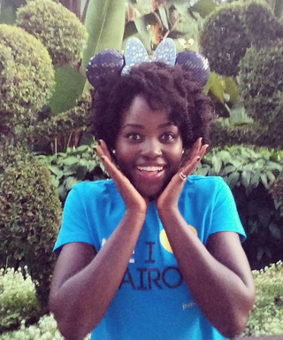 Lupita Nyong'o Takes Her Fun-Filled First Trip to Disneyland