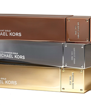 Michael Kors Drops a Trio of Gold-Inspired Fragrances. Which Fits Your Personality?