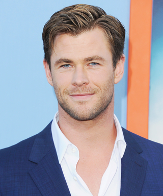 Chris Hemsworth Kissing His Son Is the Cutest Thing You'll See All Day
