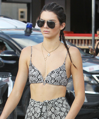 Kendall Jenner's Vacation Style Is Swimmingly Good