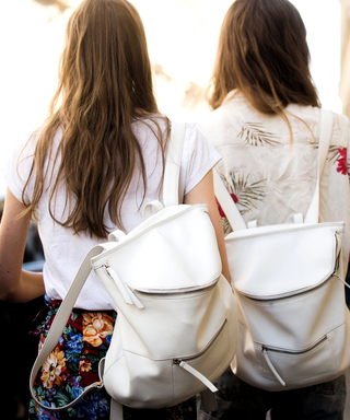 At Last, a Backpack You Can Bring to Brunch