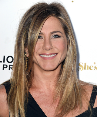 Jennifer Aniston Debuts Her Brand-New Wedding Ring—See the Photo