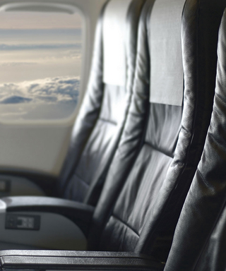 How to Survive the Middle Seat on a Crowded Airplane
