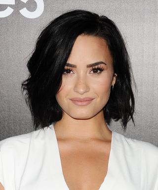 Demi Lovato Sings Her Heart Out at Hillary Clinton Rally in Iowa