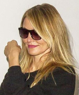Cameron Diaz and Benji Madden Arrive in Style at the Sydney Airport
