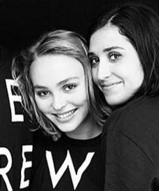 Lily-Rose Depp Takes Part in Inspiring LGBTQI Campaign