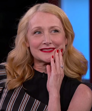 Patricia Clarkson Talks Getting Naked (and Crying) with Bradley Cooper