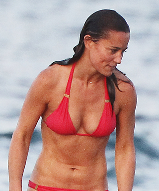 Pippa Middleton Shows Off Her Insanely Toned Bod on Vacation in the Caribbean