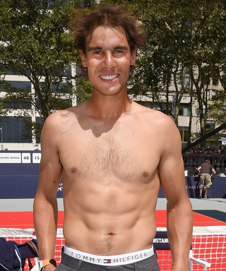 Tennis Is More Fun to Watch When Rafael Nadal Is Stripping for You