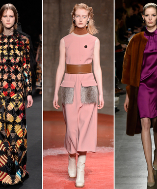 How to Pull Off the Most Daring Contrasting Color Combos of Fall 2015