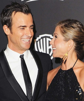 """A """"Very Happy"""" Justin Theroux Says Being Married to Jennifer Aniston """"Does Feel Different"""""""