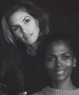 Cindy Crawford Reunites with Other Legendary '90s Models for a Peter Lindbergh Film
