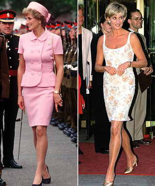 Remembering Princess Diana 18 Years Later: See Her Best Style Moments Ever