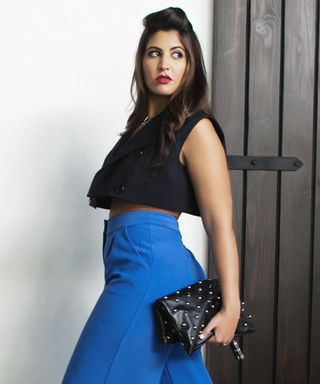 #InspiredByInStyle: Reader of the Week Lia Pellerano on How to Rock Culottes