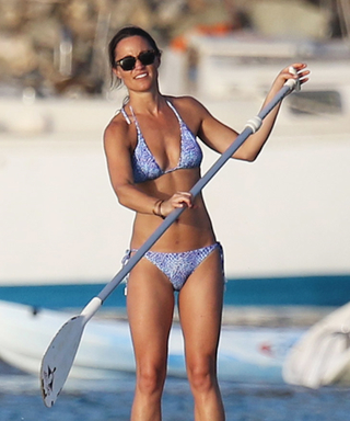 Pippa Middleton Flaunts Rock-Hard Abs in a String Bikini in St. Barts