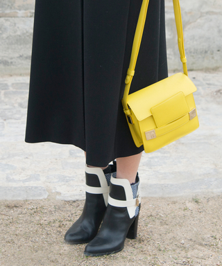 Shop the Best Purse + Boot Combos for Fall