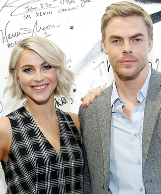 "Derek Hough Hints About Sister Julianne's Wedding Plans: ""Something Outdoors, in Nature"""