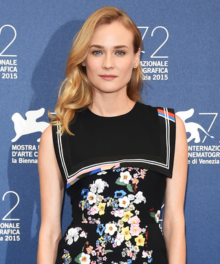 Diane Kruger and Elizabeth Banks Kick Off the 2015 Venice Film Festival in Florals