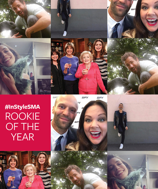 Who Will Win Rookie of the Year? Vote Now in InStyle's Social Media Awards
