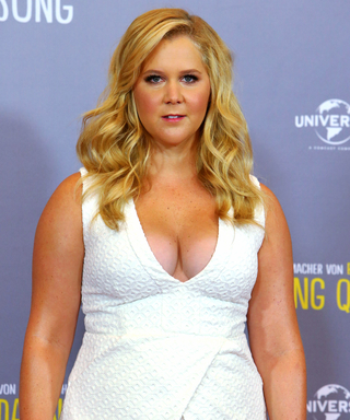 You Have to See Amy Schumer's Latest Throwback Photo—It's Too Adorable