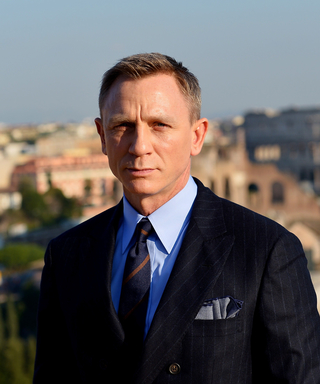 Tom Ford Styles Daniel Craig in Spectre—See the New 007 Movie Poster