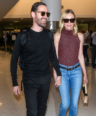 It Doesn't Get Chicer than Kate Bosworth's Airport Style