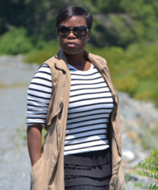#InspiredByInStyle: Reader of the Week Alicia Davidson Makes a Case for Stripes