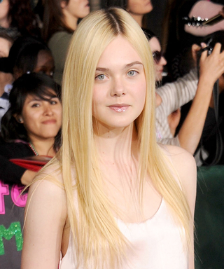 See Elle Fanning Talk About Her Favorite Red Carpet Looks