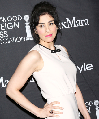 How Does Sarah Silverman Make Sure She's Taken Seriously in Hollywood? Hint: She Doesn't
