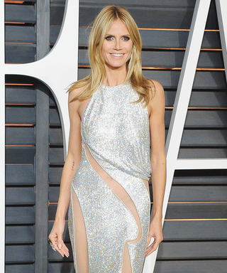 Heidi Klum's Best Red Carpet Looks Ever