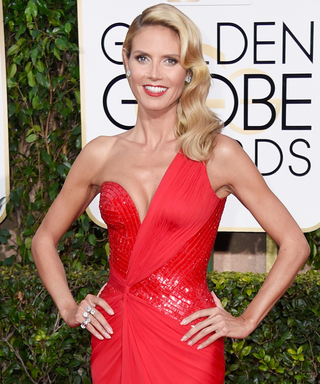 Emmys 2015 Spotlight: Heidi Klum's Best Red Carpet Looks Ever