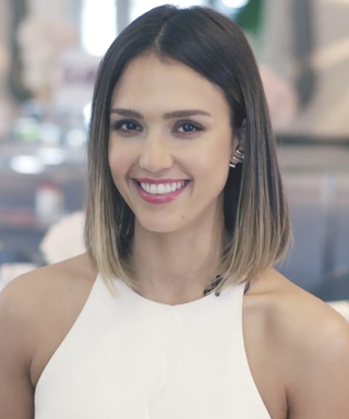 VIDEO: Jessica Alba Explains How She's Mastered the 10-Minute Makeup Routine