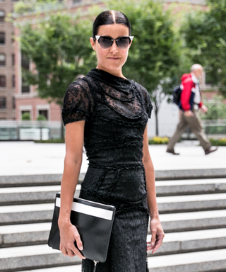 See What InStyle's Fashion Director Melissa Rubini Wore to Day 2 of #NYFW