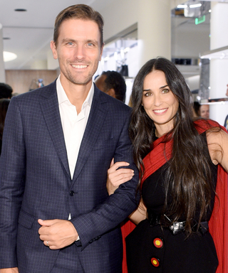 Demi Moore and the Salvatore Ferragamo Family Toast to 100 Years of the Iconic Brand