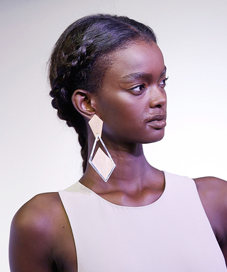 Shop the NYFW Snapshot: Victor Alfaro's Architectural Earrings