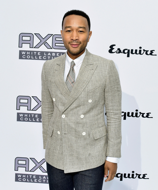 John Legend Shares His Best Fashion and Beauty Advice